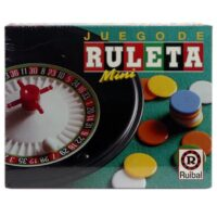 Juego. Ruleta RUIBAL Mini 01352