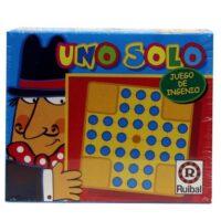 Juego Uno Solo Ruibal – 1 Un