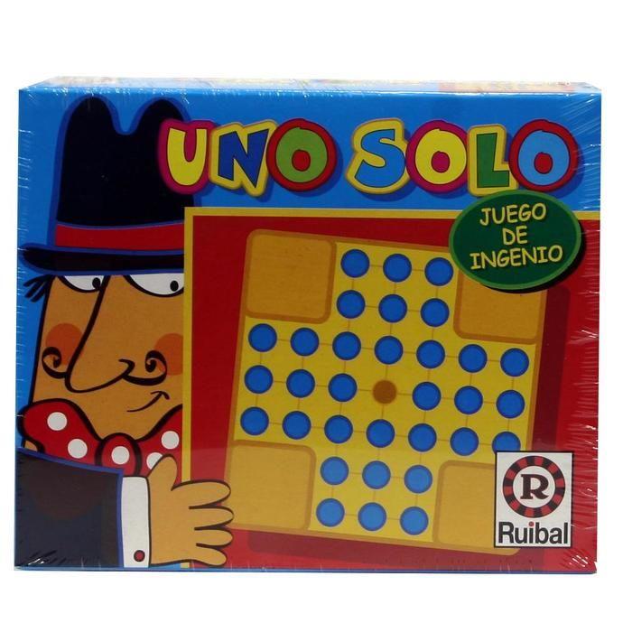 Juego Uno Solo Ruibal - 1 Un en COTO