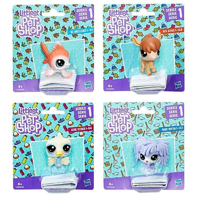 Little Pet Shop Mini Figuras en COTO