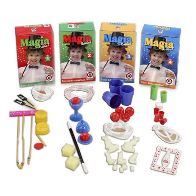 Magia Minipack 4 en COTO