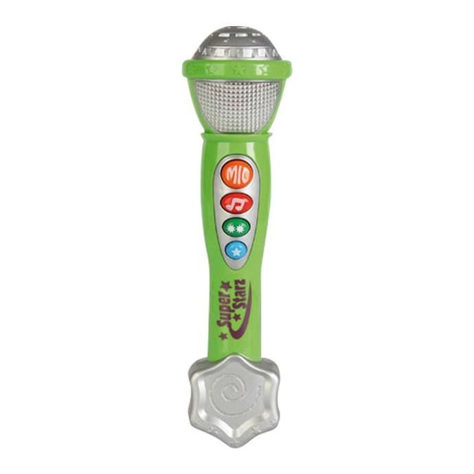 Microfono Infantil en COTO