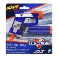 Muñeco Pistola Nerf N-Strike Jolt
