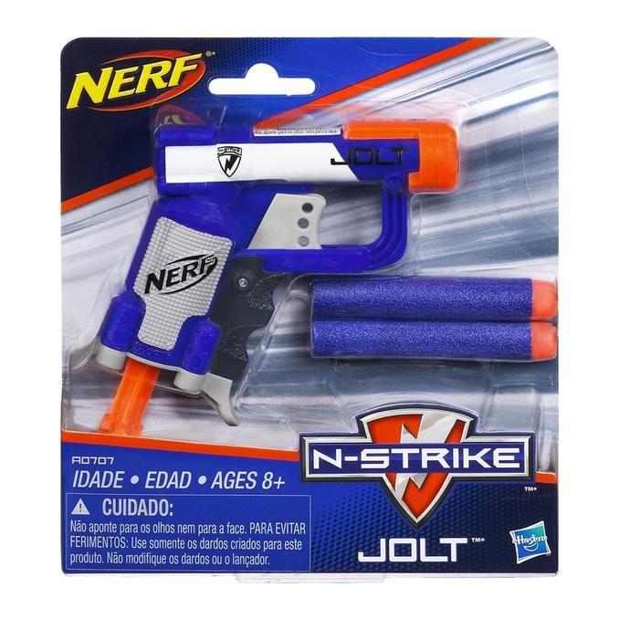 Muñeco Pistola Nerf N-Strike Jolt en COTO