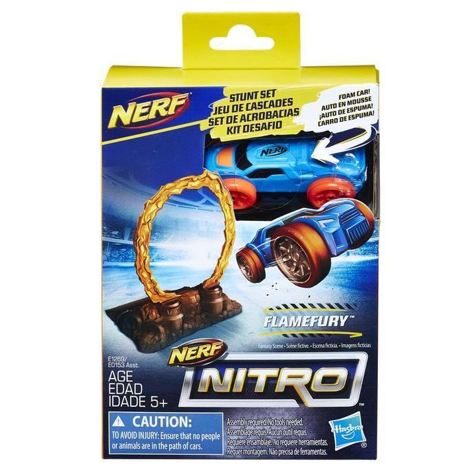 Nerf Lanzador Nerf Nitro E0153 en COTO