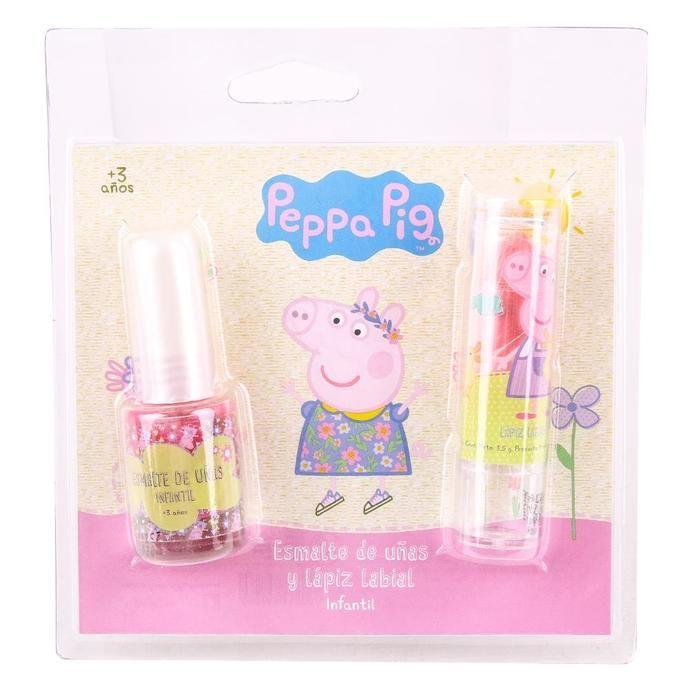 Peppa Pig Blist Esmalte Mas Labial en COTO