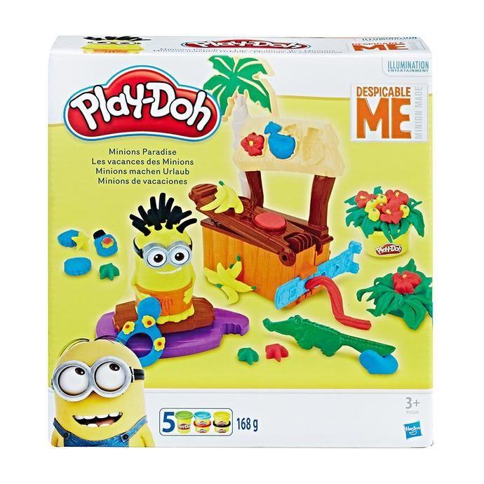 Play-Doh Masas Minions en COTO