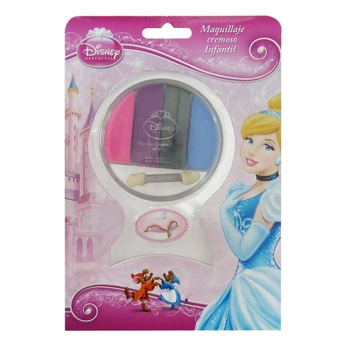 Set Maquillaje Princesa Blist Cuarteto 8799 en COTO
