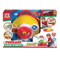 Set Play&Go Ferrari Dash N Drive 88803
