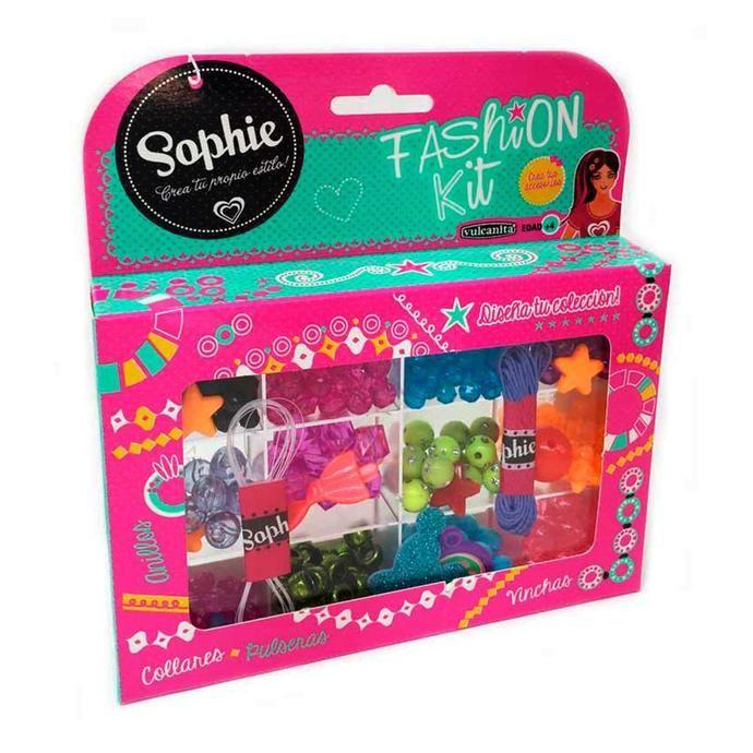 Set Sophie Bijou P Armar 245 Pcs en COTO